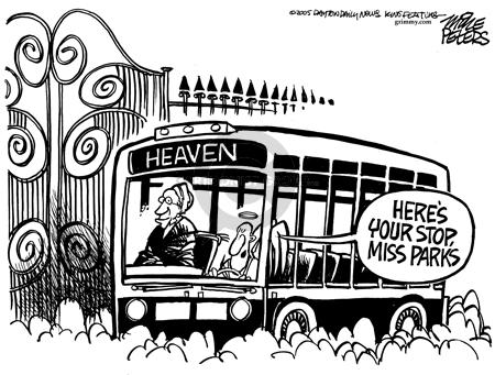 Mike Peters  Mike Peters' Editorial Cartoons 2005-10-27 1955