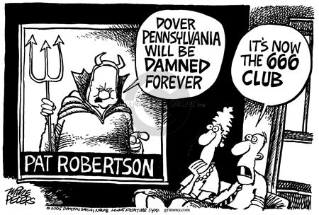 Mike Peters  Mike Peters' Editorial Cartoons 2005-11-13 666