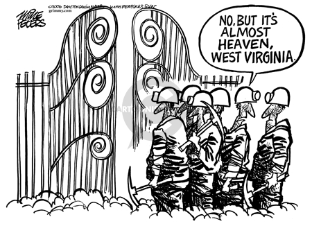 Mike Peters  Mike Peters' Editorial Cartoons 2006-01-06 accident