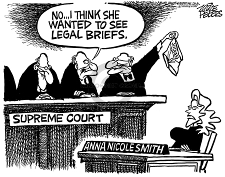 Mike Peters  Mike Peters' Editorial Cartoons 2006-03-01 Supreme Court