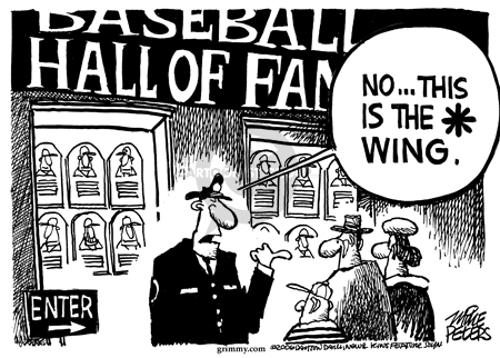 Mike Peters  Mike Peters' Editorial Cartoons 2006-03-12 professional sport