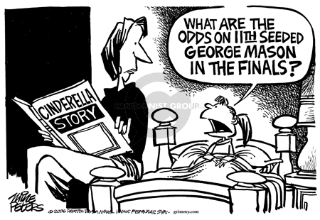 Mike Peters  Mike Peters' Editorial Cartoons 2006-03-31 NCAA