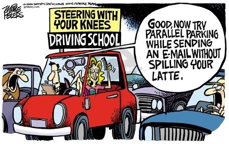 Cartoonist Mike Peters  Mike Peters' Editorial Cartoons 2006-04-23 school