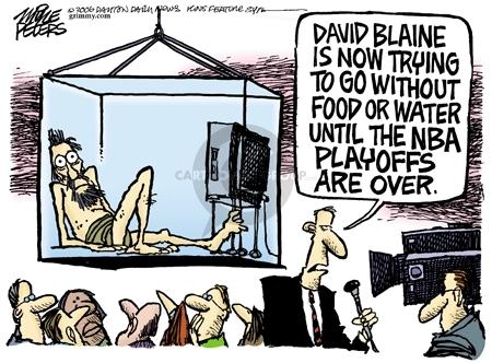 Cartoonist Mike Peters  Mike Peters' Editorial Cartoons 2006-05-13 water