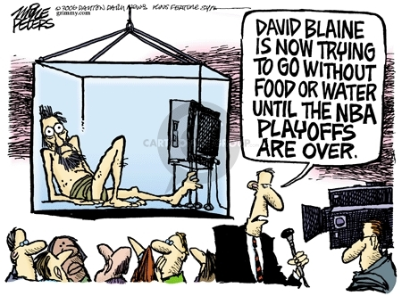 Cartoonist Mike Peters  Mike Peters' Editorial Cartoons 2006-05-13 national