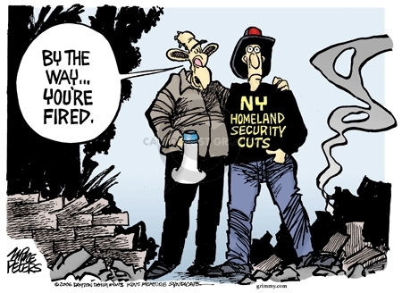 Cartoonist Mike Peters  Mike Peters' Editorial Cartoons 2006-06-04 trade