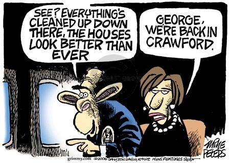 Mike Peters  Mike Peters' Editorial Cartoons 2006-09-03 Texas