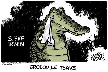 Mike Peters  Mike Peters' Editorial Cartoons 2006-09-06 wildlife