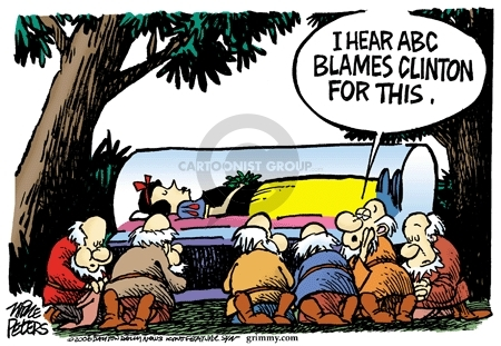 Mike Peters  Mike Peters' Editorial Cartoons 2006-09-10 blame