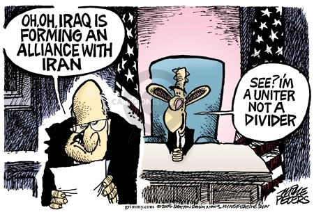 Mike Peters  Mike Peters' Editorial Cartoons 2006-09-16 Middle East