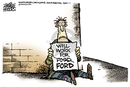Mike Peters  Mike Peters' Editorial Cartoons 2006-09-21 automotive