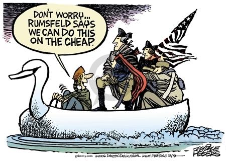 Cartoonist Mike Peters  Mike Peters' Editorial Cartoons 2006-09-28 fund