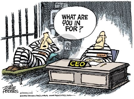 Cartoonist Mike Peters  Mike Peters' Editorial Cartoons 2006-10-28 financial management
