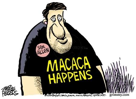 Mike Peters  Mike Peters' Editorial Cartoons 2006-11-13 bigotry