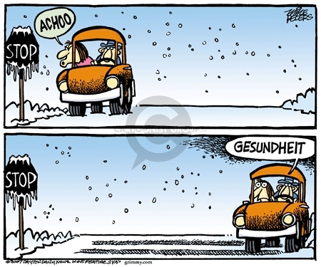 Mike Peters  Mike Peters' Editorial Cartoons 2007-01-20 automobile safety
