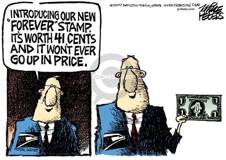 Mike Peters  Mike Peters' Editorial Cartoons 2007-03-02 currency
