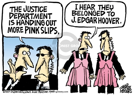 Mike Peters  Mike Peters' Editorial Cartoons 2007-03-17 slip