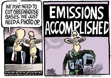 Cartoonist Mike Peters  Mike Peters' Editorial Cartoons 2007-06-01 photo