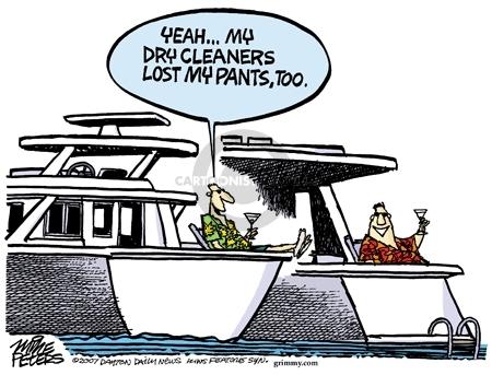Mike Peters  Mike Peters' Editorial Cartoons 2007-06-15 damage