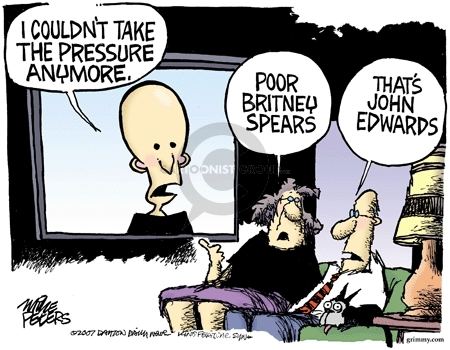 Mike Peters  Mike Peters' Editorial Cartoons 2007-07-05 poor