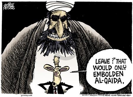 Cartoonist Mike Peters  Mike Peters' Editorial Cartoons 2007-07-13 terrorist