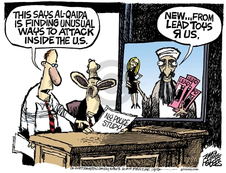 Cartoonist Mike Peters  Mike Peters' Editorial Cartoons 2007-08-16 New York City