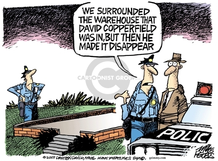 Cartoonist Mike Peters  Mike Peters' Editorial Cartoons 2007-10-27 police