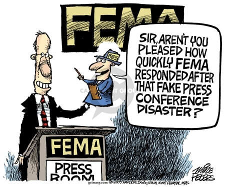 Mike Peters  Mike Peters' Editorial Cartoons 2007-10-30 response