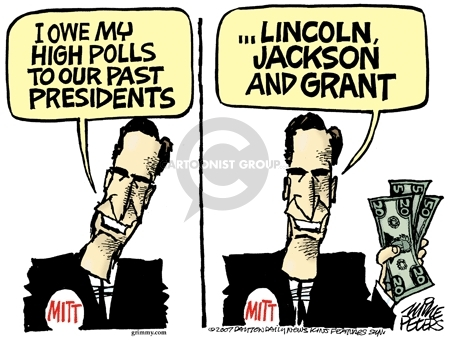 Mike Peters  Mike Peters' Editorial Cartoons 2007-12-04 currency