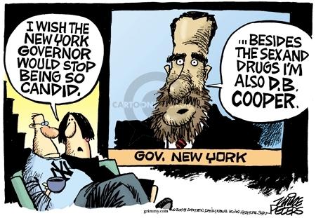 Mike Peters  Mike Peters' Editorial Cartoons 2008-03-26 honesty