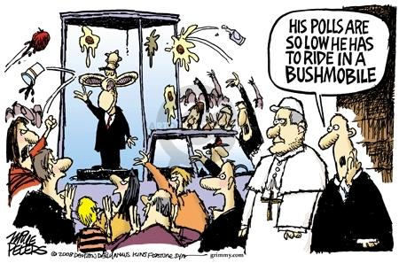 Cartoonist Mike Peters  Mike Peters' Editorial Cartoons 2008-04-15 trend