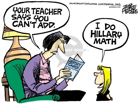 Cartoonist Mike Peters  Mike Peters' Editorial Cartoons 2008-05-22 election