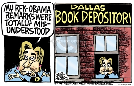 Mike Peters  Mike Peters' Editorial Cartoons 2008-05-27 credibility