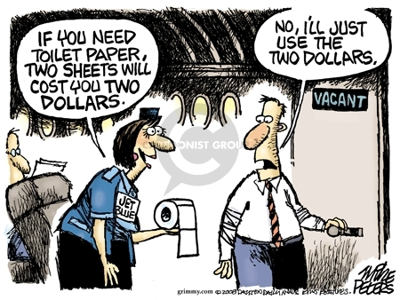 Mike Peters  Mike Peters' Editorial Cartoons 2008-08-05 money