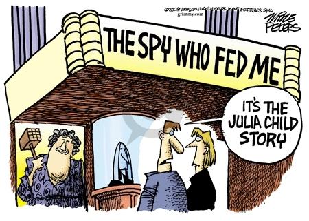 Cartoonist Mike Peters  Mike Peters' Editorial Cartoons 2008-08-15 World War II