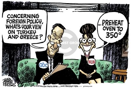 Mike Peters  Mike Peters' Editorial Cartoons 2008-09-11 campaign