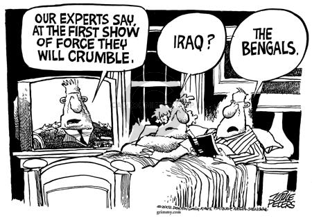 Cartoonist Mike Peters  Mike Peters' Editorial Cartoons 2002-11-01 national