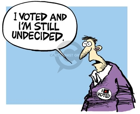 Cartoonist Mike Peters  Mike Peters' Editorial Cartoons 2004-11-06 2004 election