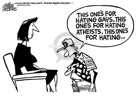Mike Peters  Mike Peters' Editorial Cartoons 2002-11-07 one