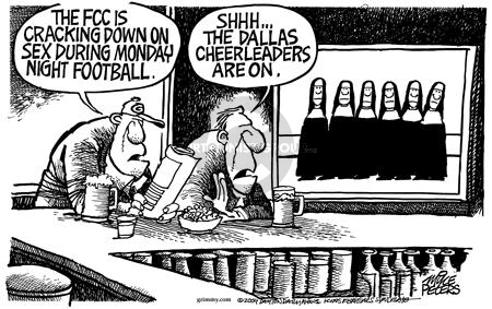 Mike Peters  Mike Peters' Editorial Cartoons 2004-11-20 professional sport