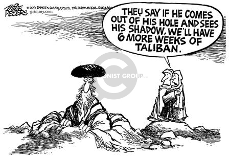 Cartoonist Mike Peters  Mike Peters' Editorial Cartoons 2001-12-05 terrorist