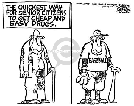 Mike Peters  Mike Peters' Editorial Cartoons 2003-12-08 athlete