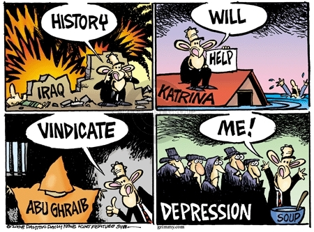Mike Peters  Mike Peters' Editorial Cartoons 2008-12-12 financial crisis