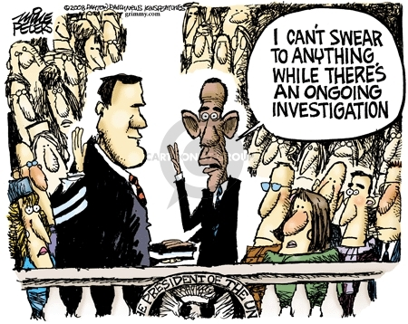 Mike Peters  Mike Peters' Editorial Cartoons 2008-02-17 corruption