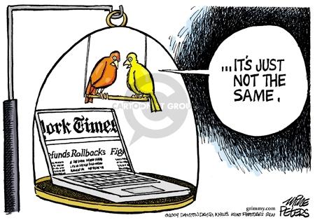 Cartoonist Mike Peters  Mike Peters' Editorial Cartoons 2009-03-17 online