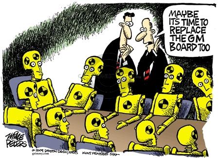 Cartoonist Mike Peters  Mike Peters' Editorial Cartoons 2009-04-02 member