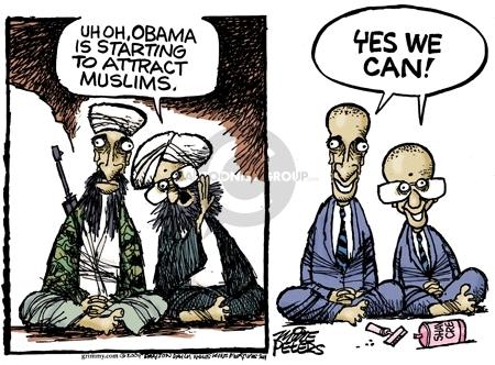 Cartoonist Mike Peters  Mike Peters' Editorial Cartoons 2009-06-05 2008