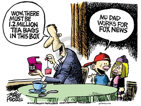 Cartoonist Mike Peters  Mike Peters' Editorial Cartoons 2009-11-20 news media