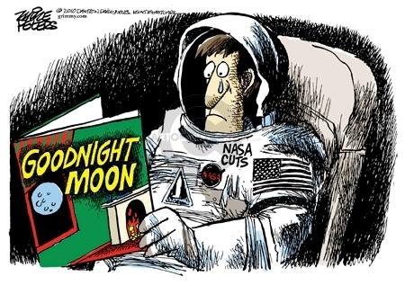 Cartoonist Mike Peters  Mike Peters' Editorial Cartoons 2010-02-01 literature