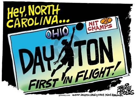 Cartoonist Mike Peters  Mike Peters' Editorial Cartoons 2010-04-01 Dayton